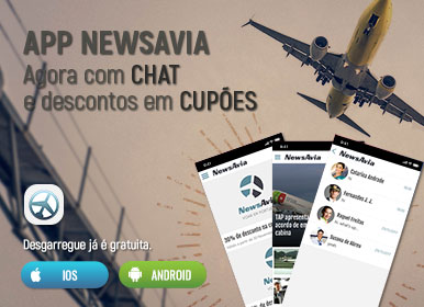 APP NEWSAVIA - Agora com chat e descontos em cupões